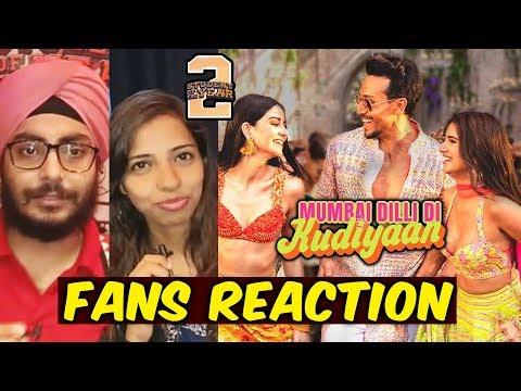 Mumbai Dilli Di Kudiyaan Song | PUBLIC REACTION | Student Of The Year 2 | Tiger Shroff, Ananya, Tara
