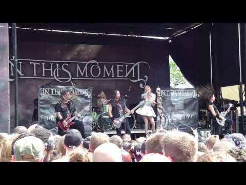 "In This Moment - ""Just Drive (Live @ PNC Bank Arts Center)"" 7/28/10"