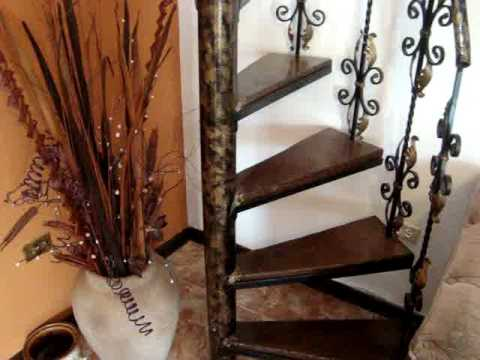 Escalera Interior Youtube