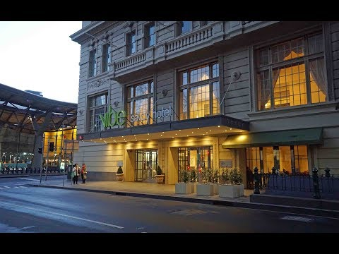 Vibe Savoy Hotel Melbourne | Where to Stay in Melbourne Aust