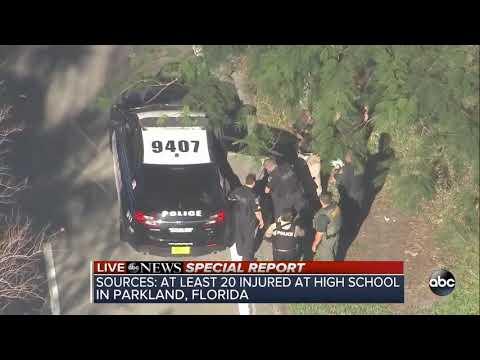 Suspect taken into custody in school shooting near Miami, Florida
