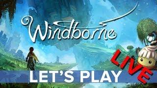 Windborne - Let's Play LIVE - Eurogamer