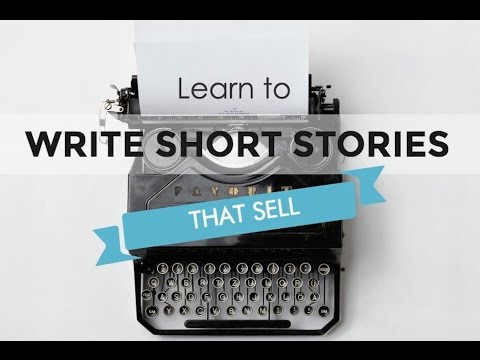 Learn To Write Fiction That Sells