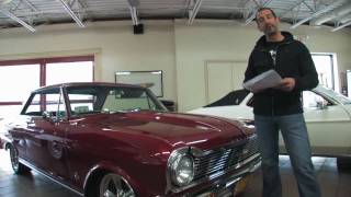 1965 Chevrolet Nova SS ProTouring for sale with test drive, driving sounds, and walk through video