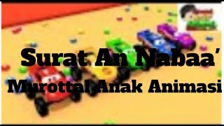 Video Surat An Naba' Murottal Anak Animasi Muhammad Taha Al Junaid download MP3, 3GP, MP4, WEBM, AVI, FLV September 2019