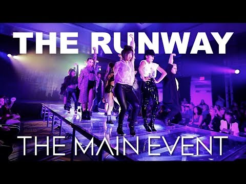 Bring It To The Runway Feat Kat Graham & The Entourage | The Main Event | Friedman & Venegas Choreog