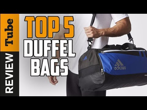 ✅Duffel Bag: Best Duffel Bags 2018 (buying guide)