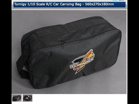 RC REVIEW Turnigy 1 10 Scale Car Carrying Bag