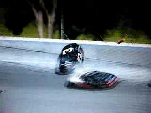 DALE EARNHARDT SR DID NOT DIE because of the CRASH!!