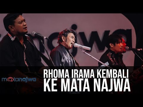 Mata Najwa Part 1 - Panggung Rhoma Irama: Rhoma Irama Kembali ke Mata Najwa