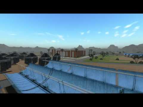 GREEN ENERGY PARK - Projet de plateforme de recherche et de formation en énergies renouvelables