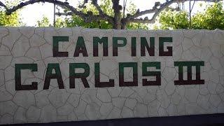 Webcampada Halloween 2015 (Bienvenida al Camping) (La Carlota/Córdoba)