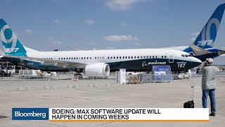 Boeing: 737 Max Software Update to Arrive Within Coming Weeks