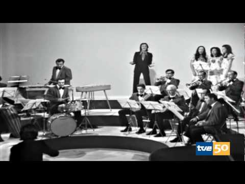 Camilo Sesto  - Todo por nada  - TVE 1973