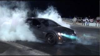 2010 CORVETTE ZR1 vs. 2008 LINGENFELTER PONTIAC G8 - WORLD RECORD ATTEMPT!!