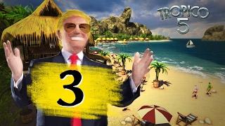 """LIVE: Rebellion! – Ich spiele """"Tropico 5"""" Sandkasten deutsch S02E03"""