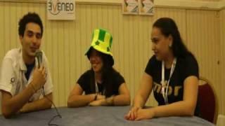 MIBR.Girls - Entrevista durante ESWC 2010