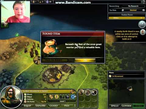 fallen enchantress legendary hero lets play ironneers pt.1 |
