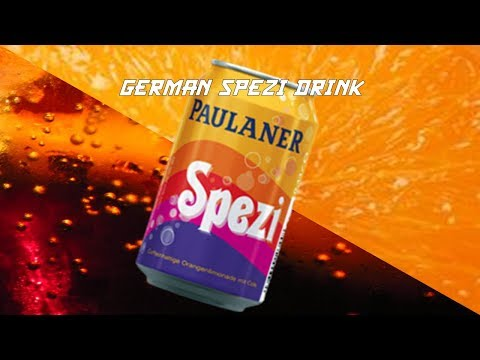Taste Test #14 | German Spezi Drink!