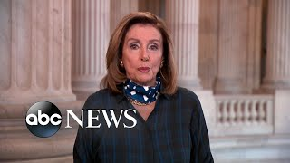 'We have our options' if GOP push a SCOTUS nomination before election: Speaker Pelosi | ABC News