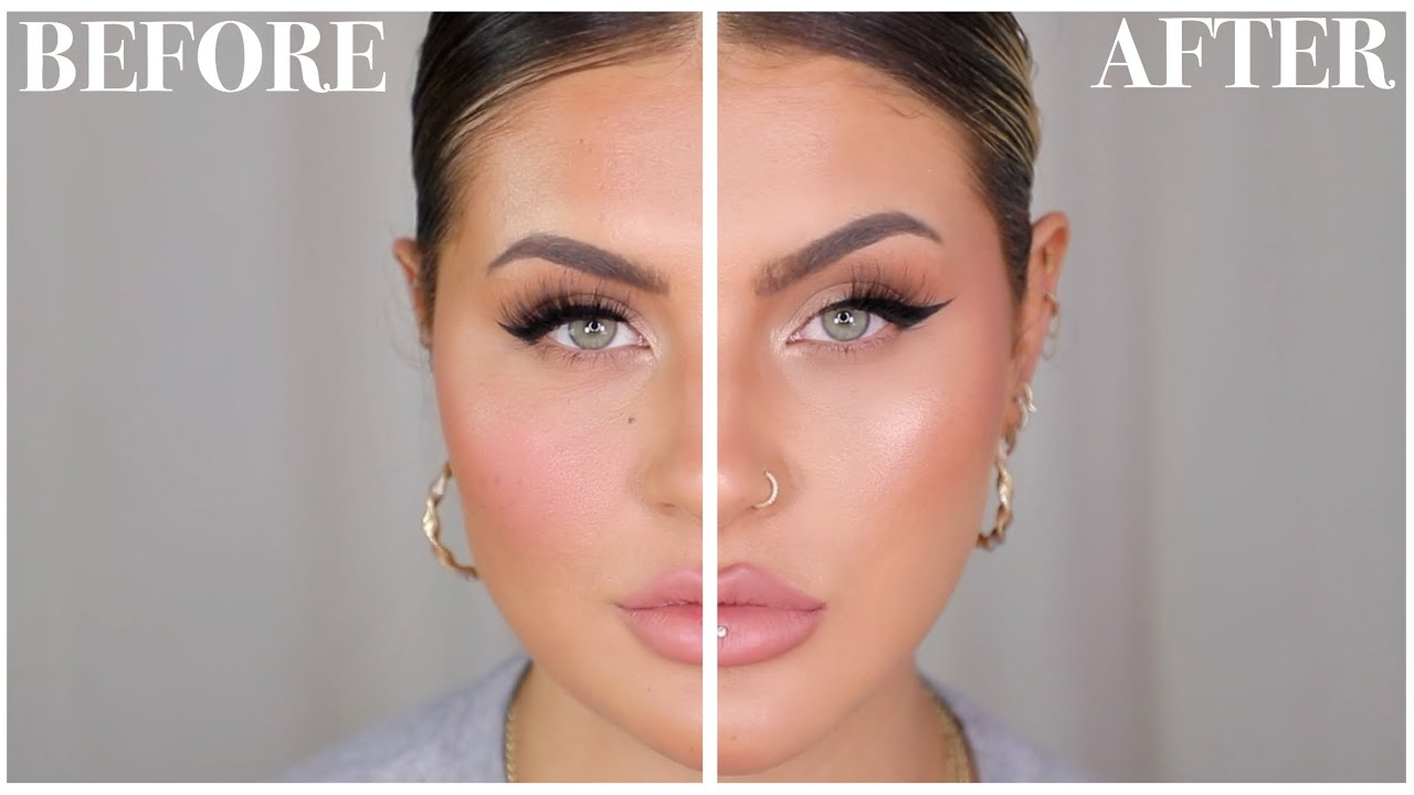 5 easy makeup techniques that will change your face | JAMIE GENEVIEVE -  YouTube
