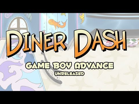 Diner Dash For GBA | Details On The Unreleased Port