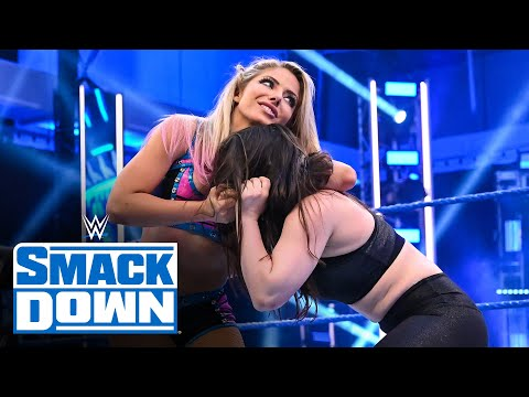 Alexa Bliss vs. Nikki Cross vs. Dana Brooke vs. Lacey Evans – Fatal 4-Way: SmackDown, June 26, 2020