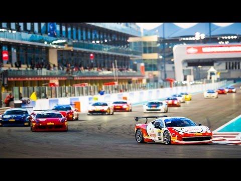 [Team GHS] - Yas Marina Finali Mondiali Ferrari 2014 | UHD 4K Motors TV Documentary