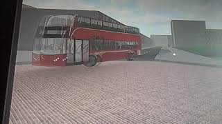 Stagecoach plaxton beaver bus network ( roblox)