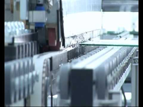 BU Soltech - Production process of Thin-film silicon PV - BudaSolar Technologies.