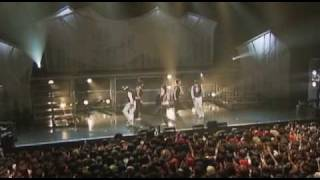 東方神起 / Somebody To Love(1st LIVE TOUR 2006~Heart, Mind and Soul~)