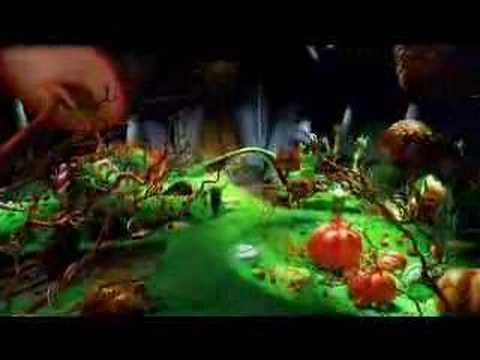 Making Of Charlie And The Chocolate Factory Movie