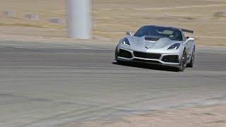Ignition Chevy Corvette Zr1 Hot Lap | Tire Rack