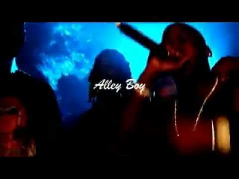 Alley Boy Performing Live in SC + Fight