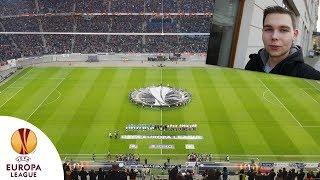 Mój pierwszy mecz LIGI EUROPY! RB Lipsk vs Napoli! [22/02/18]