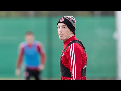 Lewis Ferguson previews trip to St Mirren