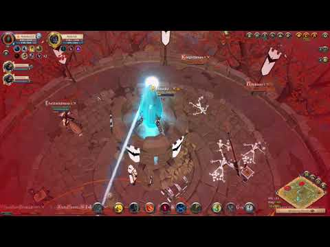 Albion Online    A man vs [Daddy] Vastly Superior