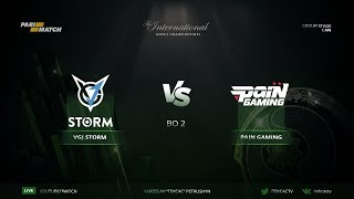 [RU] VGJ.Storm vs paiN Gaming | Bo2 #TI8 | The International 2018 by @Tekcac