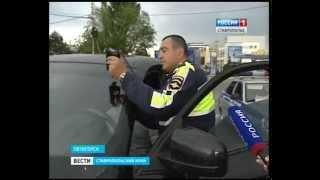 На Ставрополье водителей стали арестовывать за тонировку