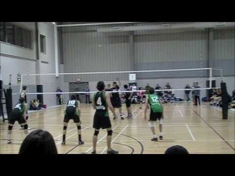 2011 Crush Volleyball 18U Challenge Cup Highlights