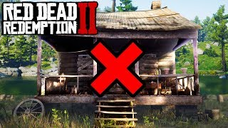 DO NOT ENTER THIS HOUSE! ARTHUR GETS....in RED DEAD REDEMPTION 2! RDR2 Easter Eggs