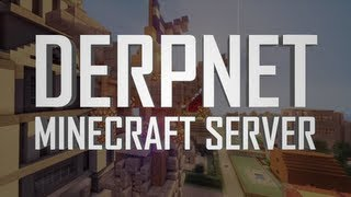 Derpnet minecraft server promotion trailer