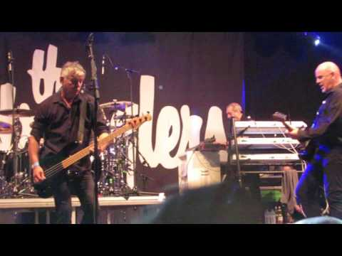The Stranglers Live at Nirwana Tuinfeest Lierop Holland 26-08-2016
