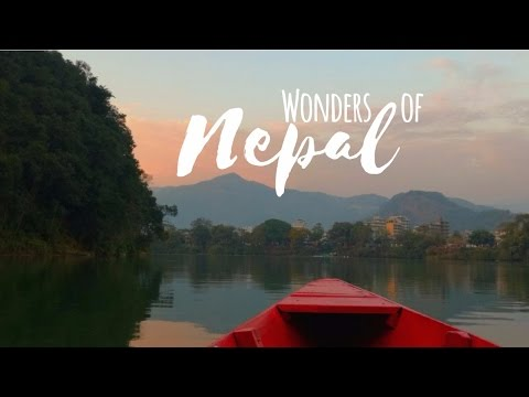 NEPAL 2017 Solo Travel: Kathmandu | Thamel | Pokhara | Poon Hill Trek