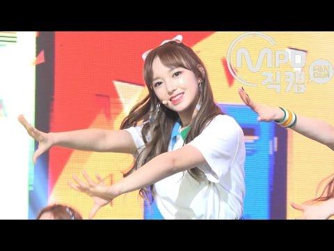 [MPD fancam] WJSN CHENG XIAO Fancam Happy @M COUNTDOWN_170615