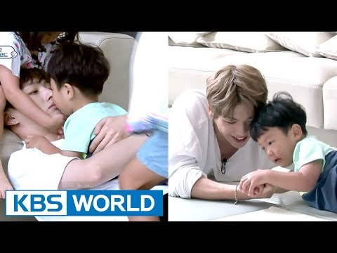 The Return of Superman | 슈퍼맨이 돌아왔다 - Ep.194 : I