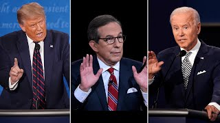video: US debate mess between Trump and Biden only increases fears a chaotic election fallout it coming