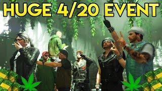 GTA Online 4/20 SPECIAL EVENT - Earn 50% More Money + HUGE 50% Discounts!