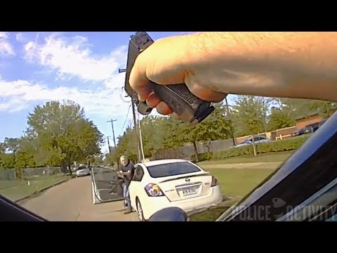 Bodycam Captures Fatal Police Shootout in Pasadena, Texas