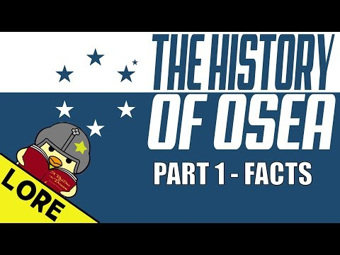 The History of Osea (Part 1) - Episode #6 - Stuff About Ace Combat